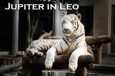 Jupiter in Leo