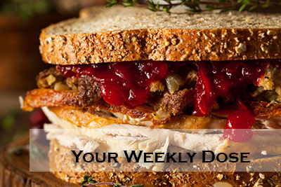 Your Weekly Dose — Keep People Together