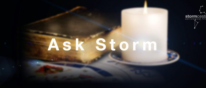 Ask Storm Returns — After 14 Year Hiatus